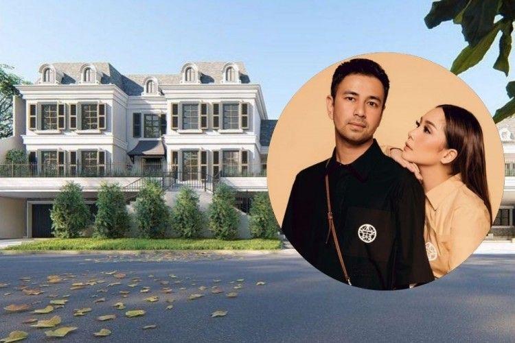 Satu Kavling Khusus Garasi, Ini 10 Potret Luasnya Rumah Raffi Ahmad