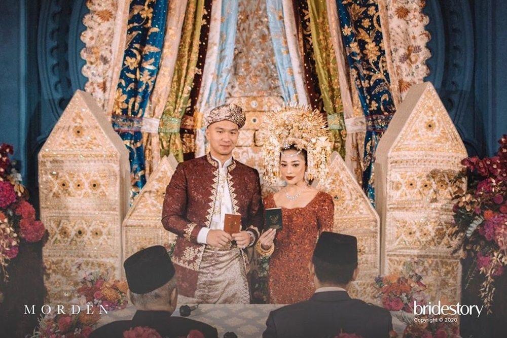 Sah! Ini 5 Fakta Pernikahan Nikita Willy dan Indra Priawan