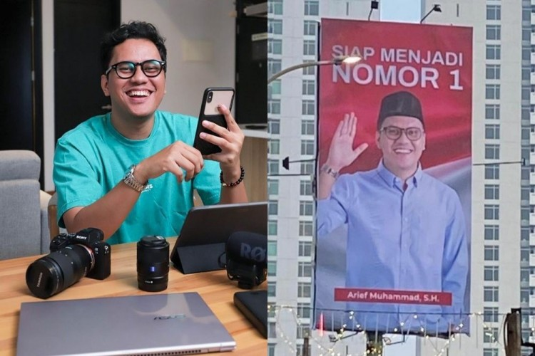 Mengenal Sosok Arief Muhammad, Benarkah Maju Jadi Calon Gubernur DKI?
