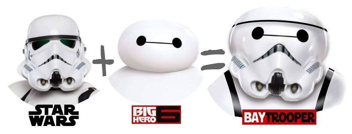 Bikin Ngakak, Begini Jadinya Ketika 2 Karakter Kartun Digabung Satu