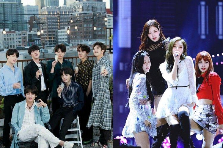 Selain BLACKPINK, 7 Grup Kpop Ini Raih Pendapatan Terbesar di Spotify