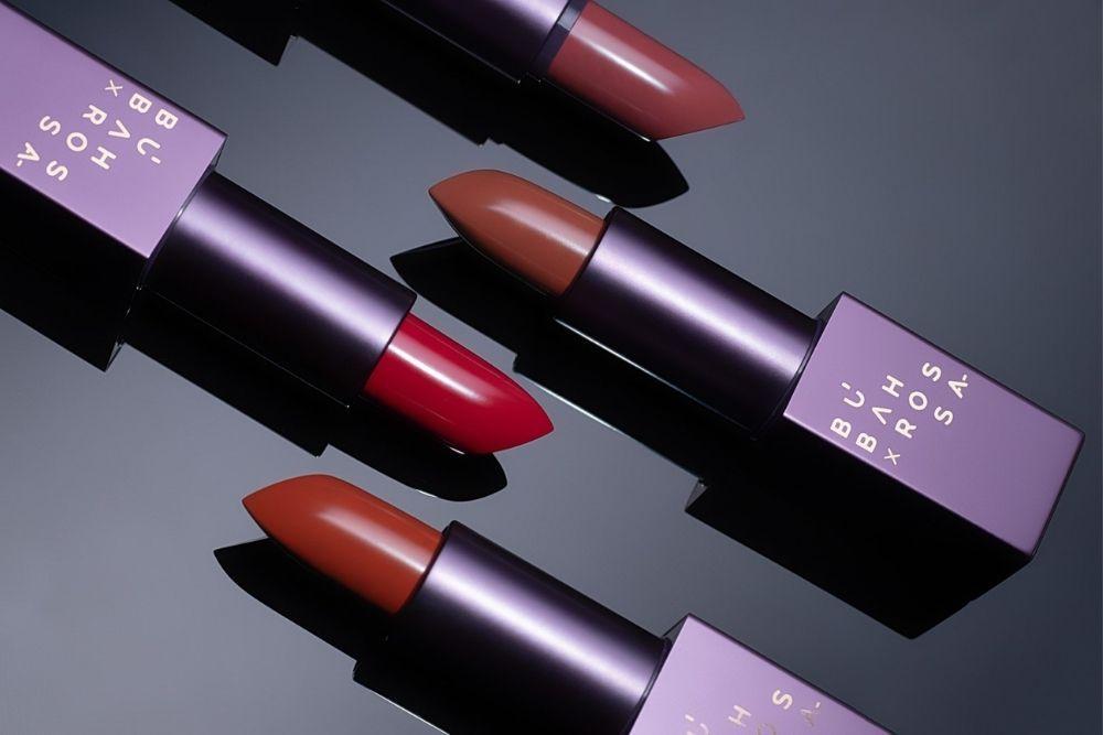Gandeng Bubah Alfian, Rossa Beauty Luncurkan Koleksi Lipstik Terbaru