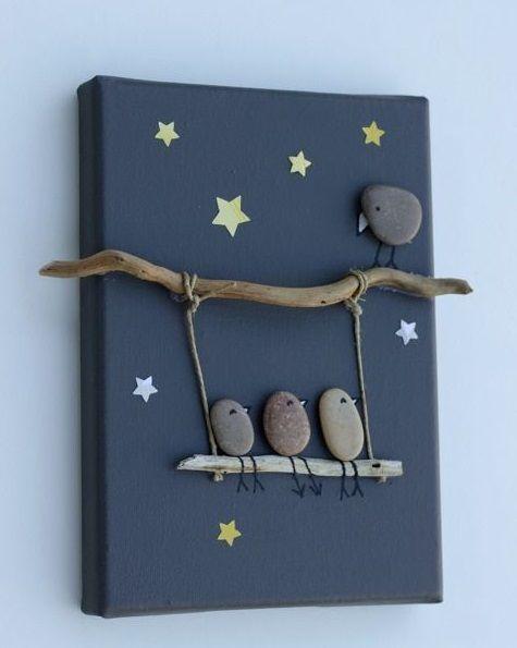 Artsy Banget! 8 Ide DIY Kerajinan dari Batu Kerikil yang Mudah Dibuat