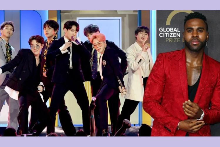 Kronologi Jason Derulo Diserang Army BTS, Dianggap Kacang Lupa Kulit