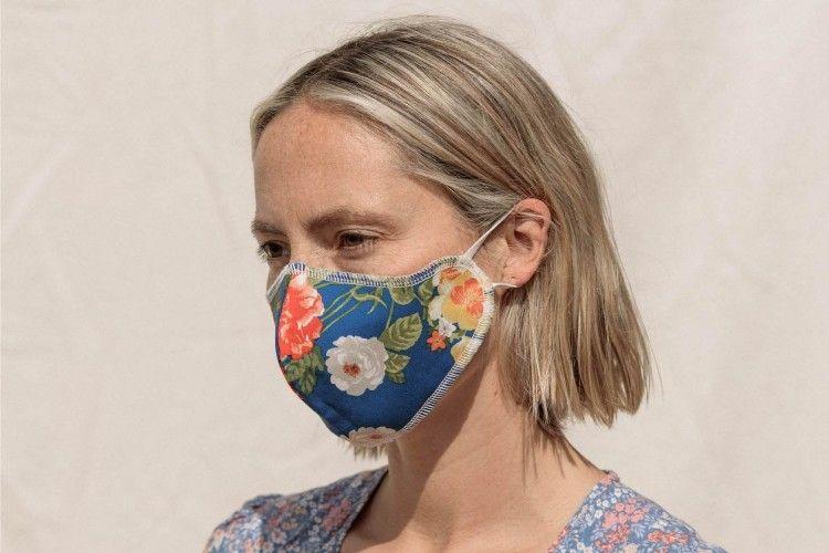 Supaya Tetap Higienis, Begini Cara Merawat Masker Kain yang Tepat