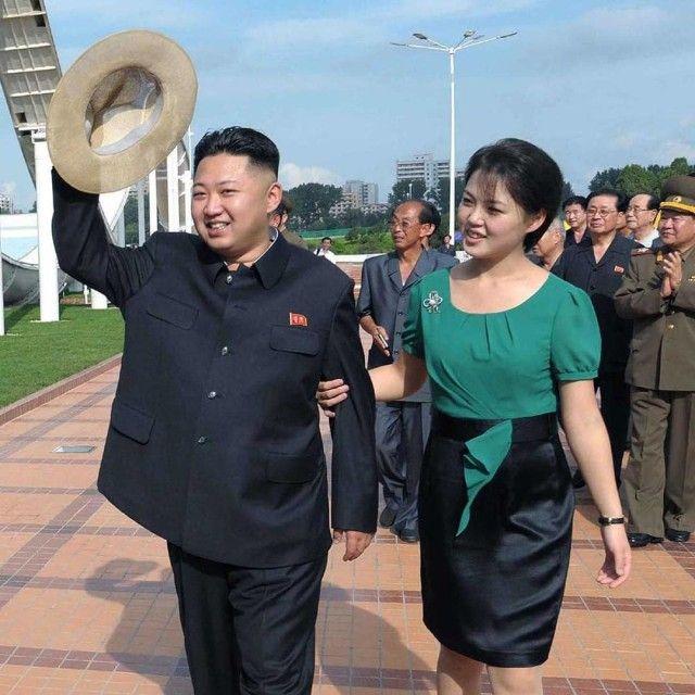 Potret Ri Sol Ju, Istri Kim Jong Un yang Cantiknya Bikin Damai