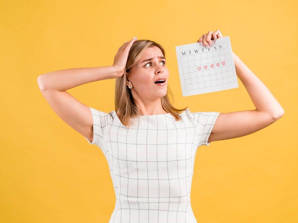 5 Penyebab Darah Haid Berwarna Hitam, Bahaya atau Normal Nih?