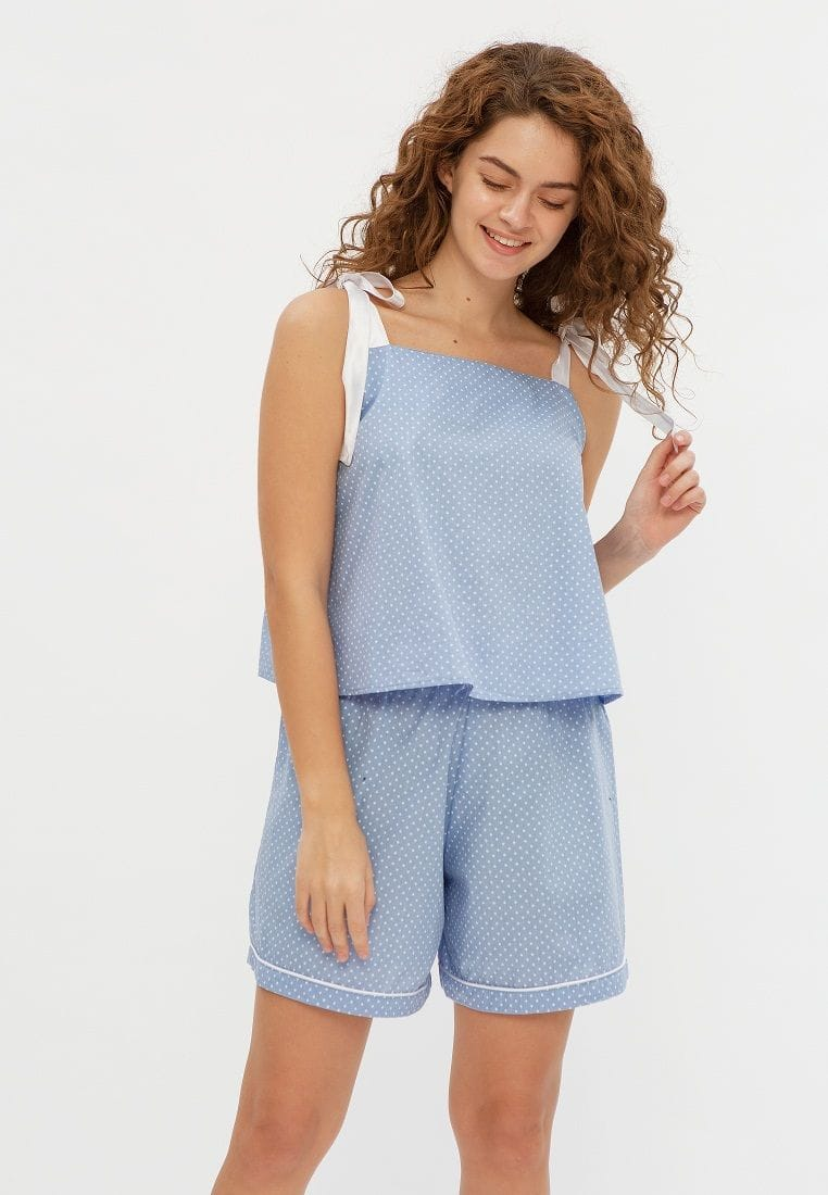 #PopbelaOOTD: Rekomendasi Baju Tidur yang Bisa Dipakai saat WFH