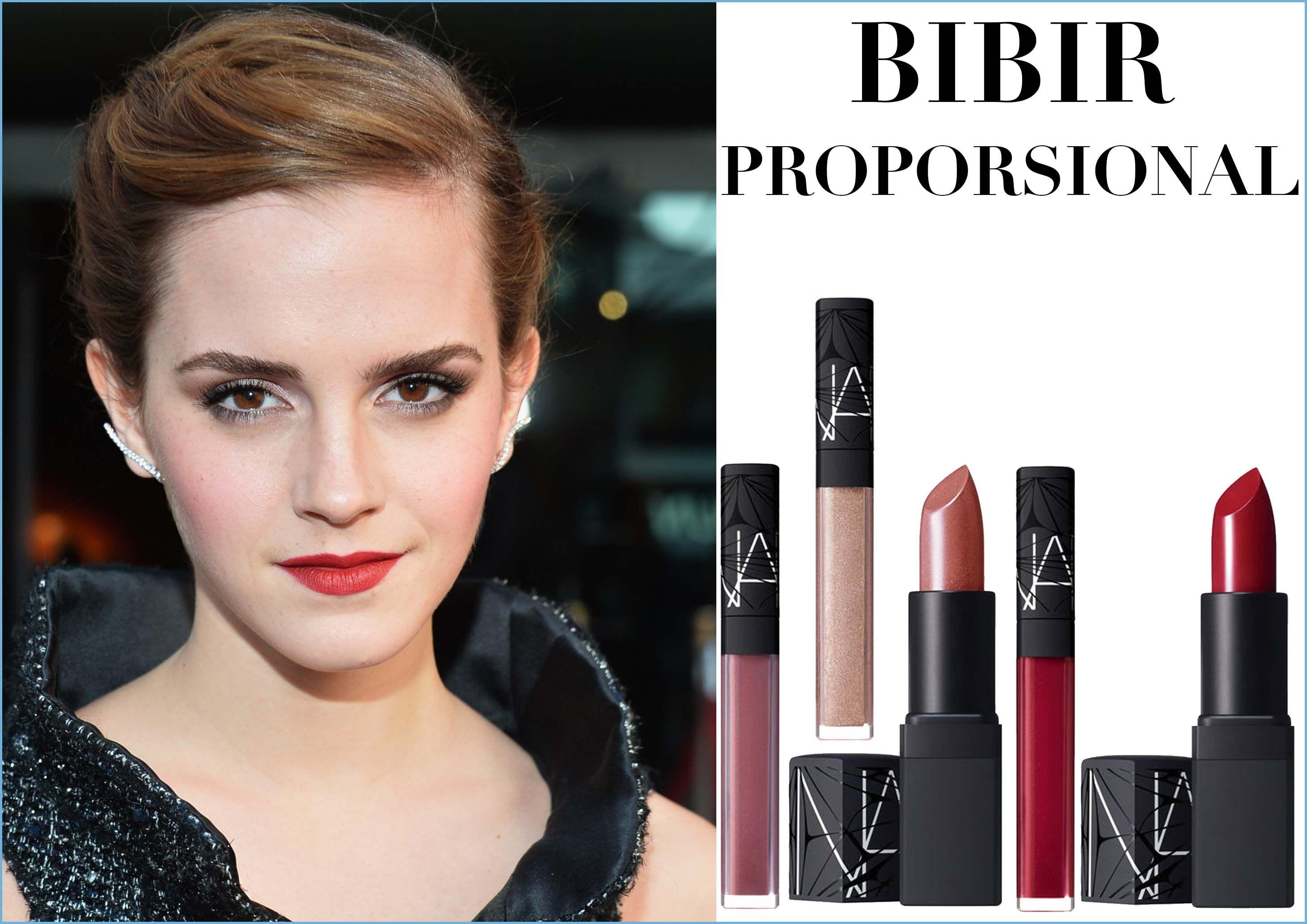 Ini Warna Lipstik yang Sesuai Bentuk Bibirmu!
