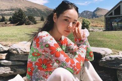Nggak Ha Modis, Ini Bukti Min Hyo Rin juga Suka Pakai Tas Branded