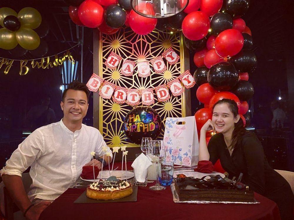 So Sweet! 10 Momen Artis Rayakan Ulang Tahun Pasangan Saat Pandemi