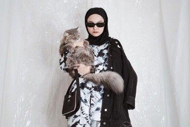 Tampil Kece Pakai Piyama, Contek OOTD a La Selebgram Hijab Indonesia