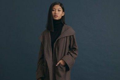 PopbelaOOTD Koleksi Keren Long Outerwear dari Brand Lokal