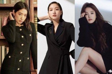 Deretan Aktris Korea Diyakini Tak Lakukan Operasi Plastik