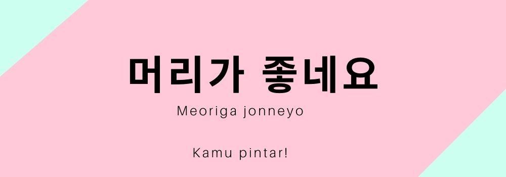 10 Kata-Kata Untuk Memuji dalam Bahasa Korea, Coba Yuk!