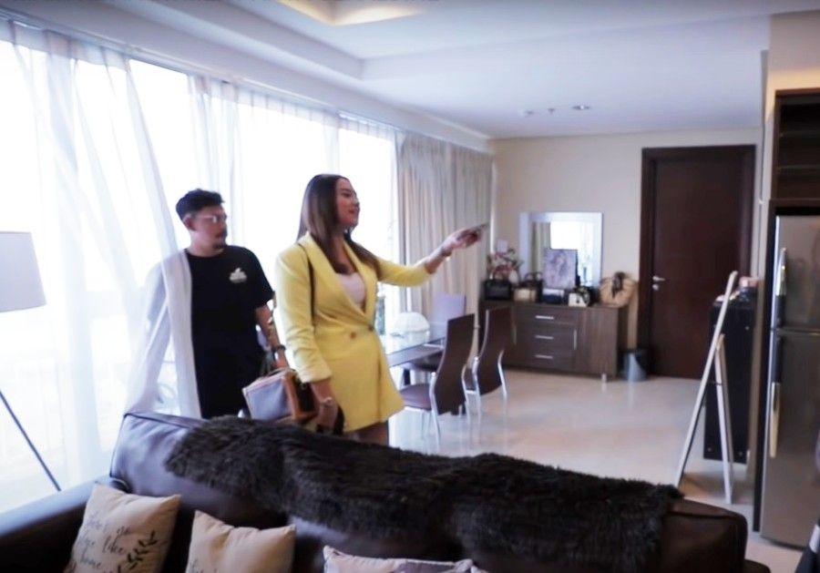 Tinggal Sendiri, Begini 7 Penampakan Apartemen Mewah Anya Geraldine