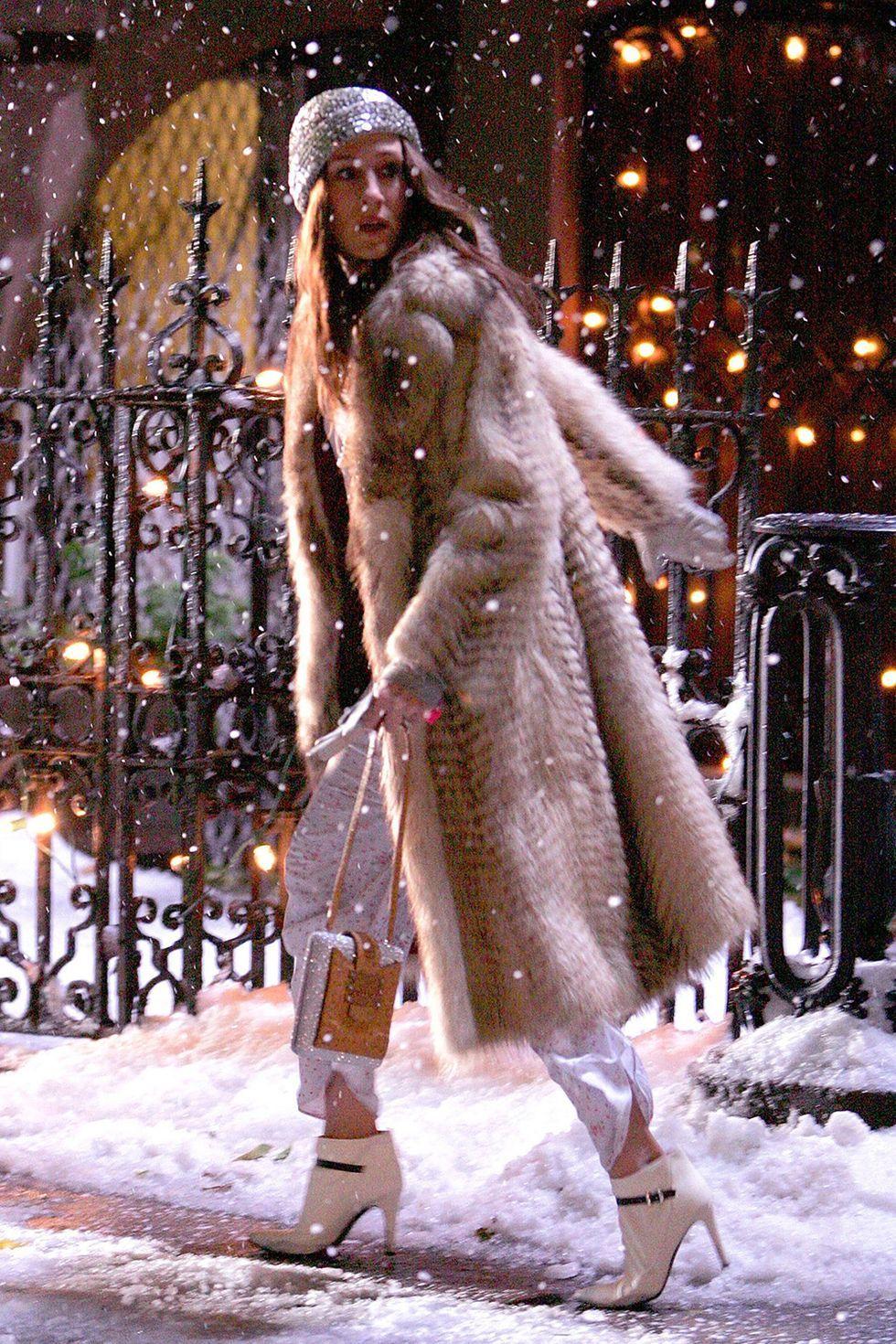 Padu-padan Coat yang Terinspirasi dari Film Ikonik Hollywood