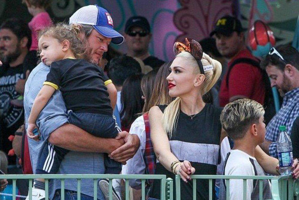 Tunangan, Ini 10 Potret Kisah Cinta Gwen Stefani & Blake Shelton