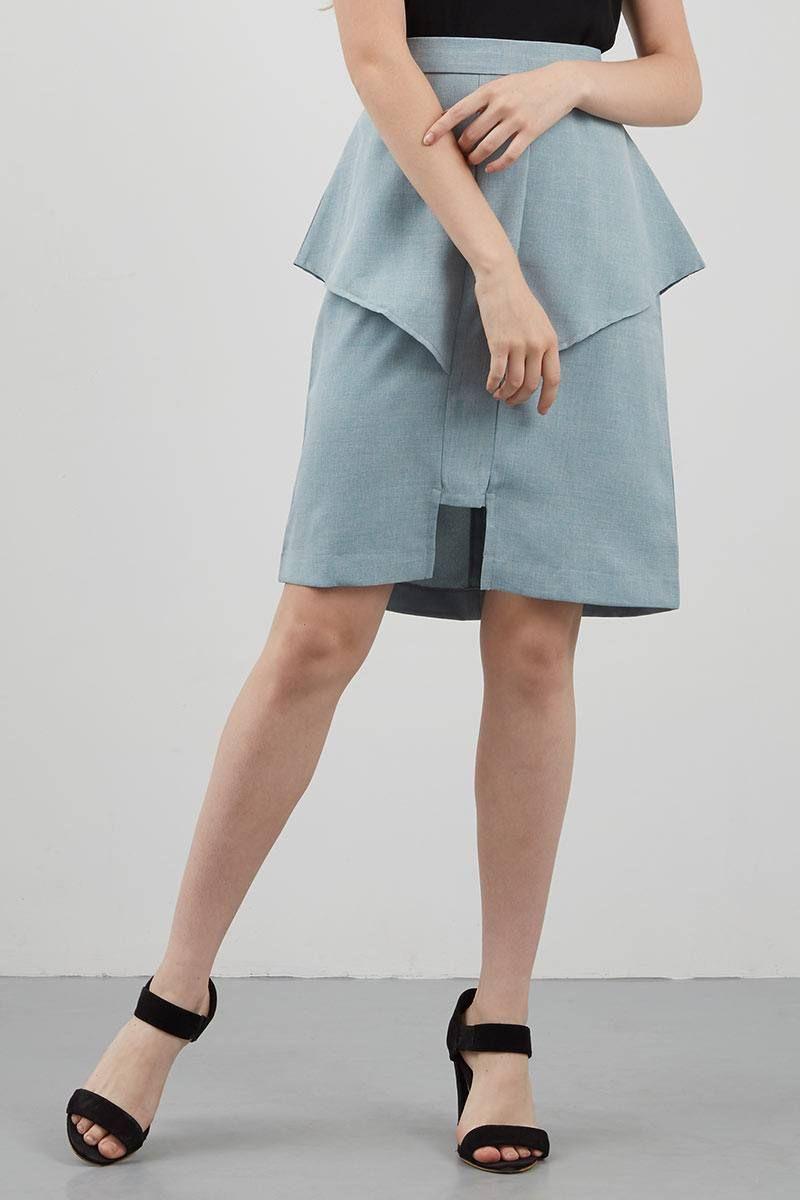 #PopbelaOOTD: Rok Mini dari Brand Lokal di Bawah 300 Ribu