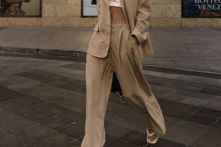 Tips Padu-padan Celana Bahan untuk Sehari-hari