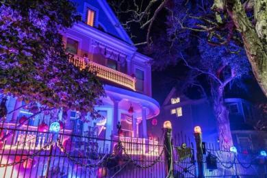 15 Dekorasi Halloween Lucu Menakutkan