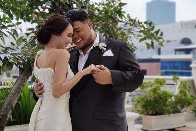 7 Foto Pre-Wedding Ivan Gunawan Bella Aprilia Curi Perhatian