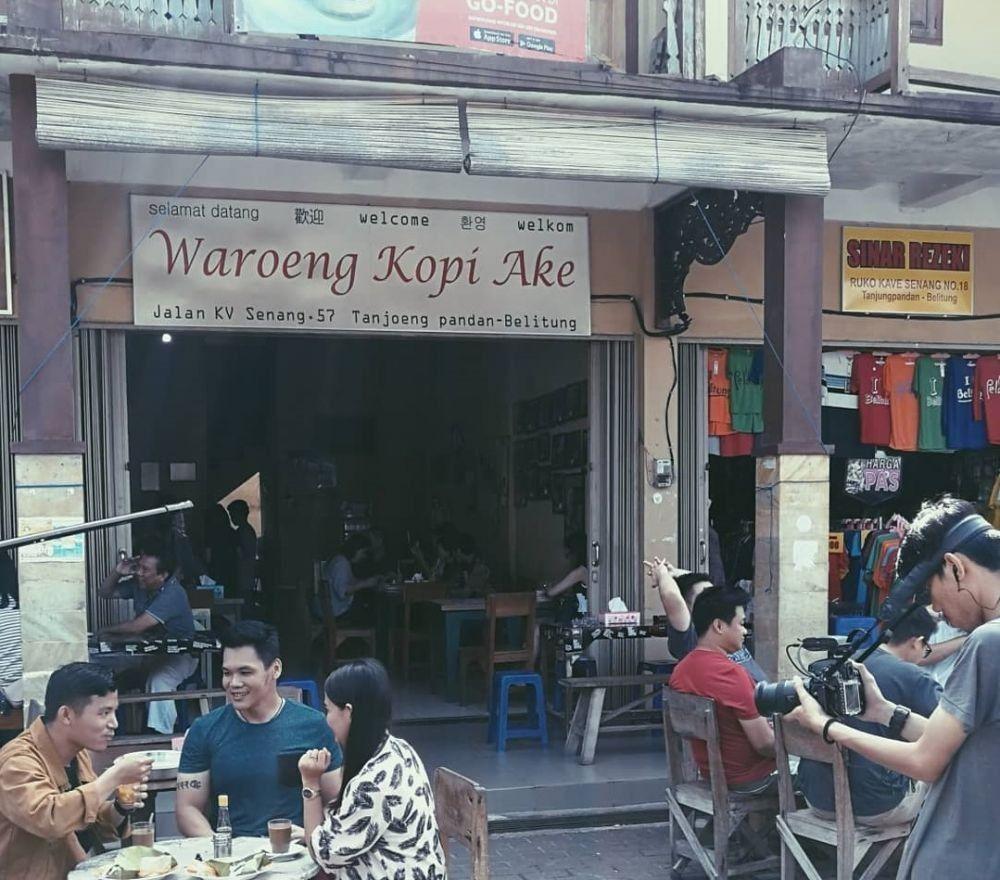 Wajib Coba, Ini 10 Kedai Kopi Paling Legendaris di Indonesia