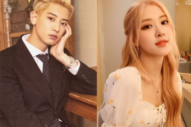Berlogo Dispatch, Foto Kencan Chanyeol EXO & Rose BLACKPINK Beredar