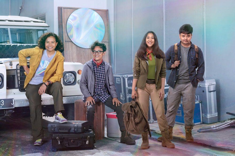 Rayakan 25 Tahun, Miles Films Siap Rilis 'Petualangan Sherina 2'