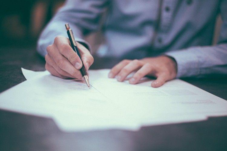 Minimalkan Kerugian, Ini Contoh Surat Perjanjian yang Harus Kamu Tahu