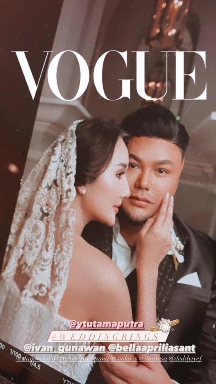 7 Foto Pre-Wedding Ivan Gunawan dan Bella Aprilia yang Curi Perhatian