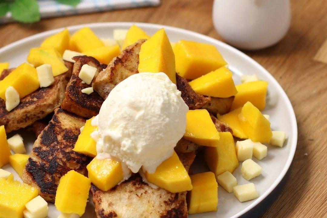 Musim Mangga, Olah Jadi 3 Resep Minuman dan Dessert, Yuk!