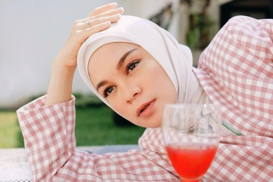 Cara Mencuci Hijab Paris Mudah Benar