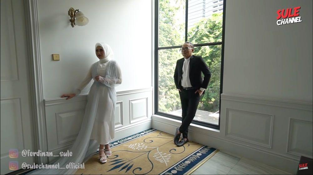 Siap Menikah, Ini 9 Foto Pre-Wedding Sule dan Nathalie Holscher