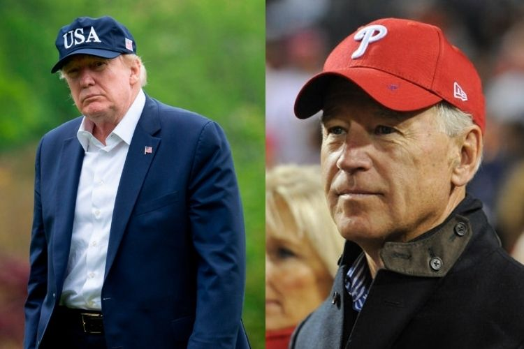 Perbandingan Gaya Donald Trump vs Joe Biden