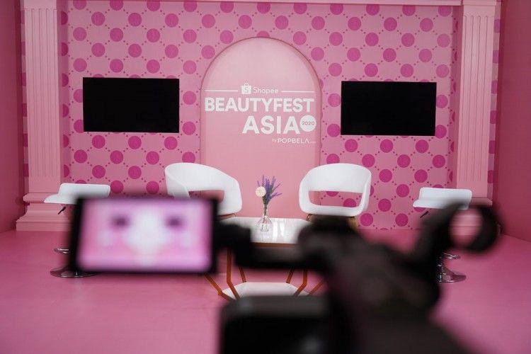Intip Puluhan Brand Kecantikan yang Ramaikan BeautyFest Asia 2020