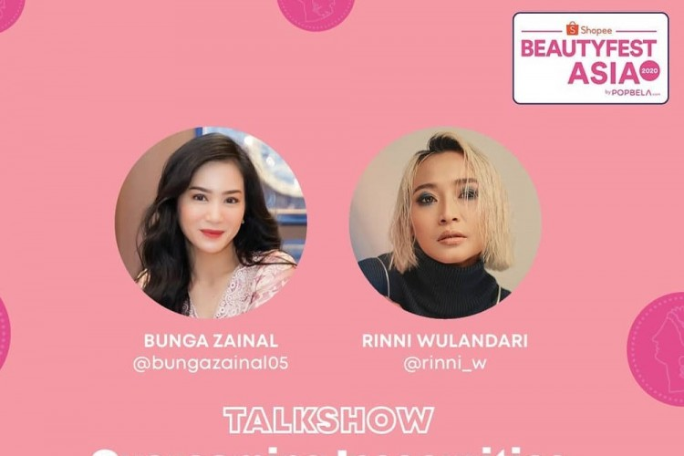 Tips Rinni Wulandari & Bunga Zainal Bangun Percaya Diri dan Self-Love