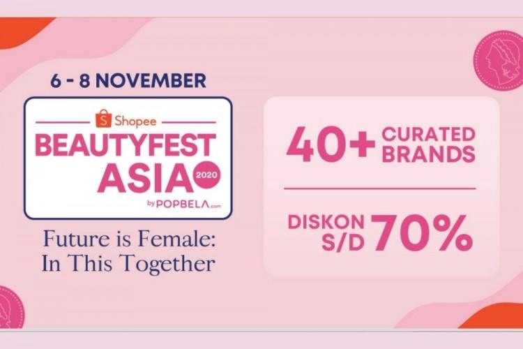 Belanja Produk Kecantikan di BeautyFest Asia 2020, Banjir Diskon!