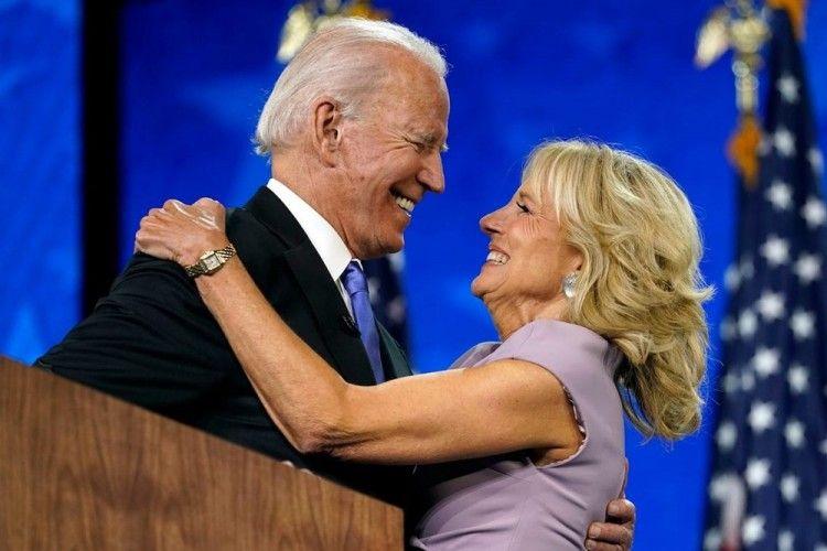 Romantis dan Penuh Haru, Ini 6 Fakta Perjalanan Cinta Joe & Jill Biden