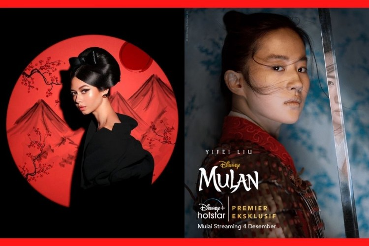 Rilis, Yuki Kato Jadi Pengisi Suara 'Mulan' Versi Bahasa Indonesia