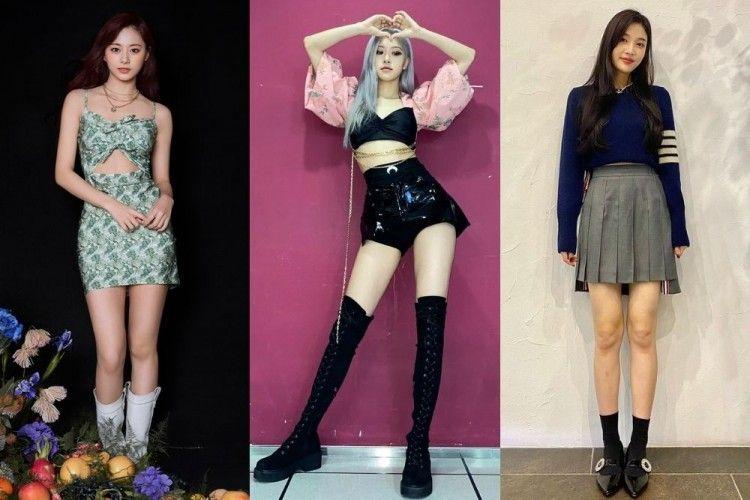 Semampai Abis, 7 Idol Kpop Ini Miliki Tinggi Badan Lebih dari 165cm