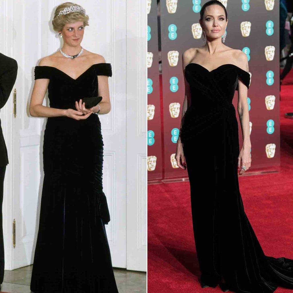 Deretan Artis yang Ketahuan 'Mencontek' Gaya Busana Putri Diana