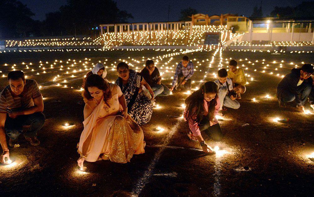 7 Fakta Unik Perayaan Diwali India, Sudah Tahu?