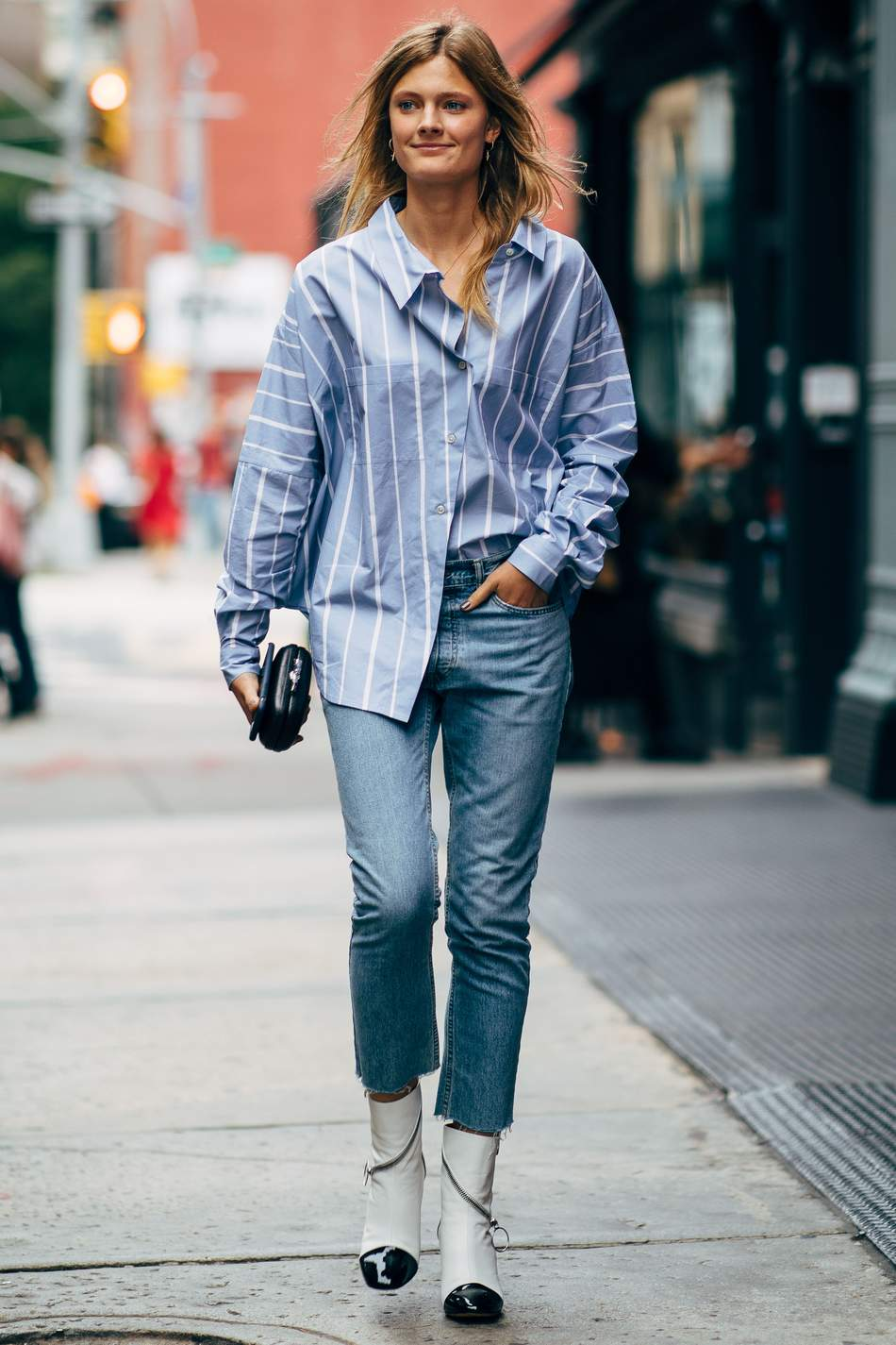 Tips Pakai Outfit Oversized A La Street Style