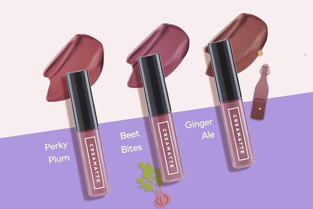 Wajib Punya! 7 Lip Cream Halal yang Nggak Bikin Kantong Bolong