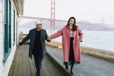 7 Gaya Pasangan Artis Indonesia Kompak Hidup Bahagia