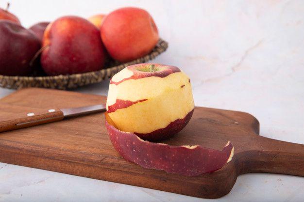 Kamu Harus Mencuci Apel Sebelum Dimakan,Ini Cara yang Benar