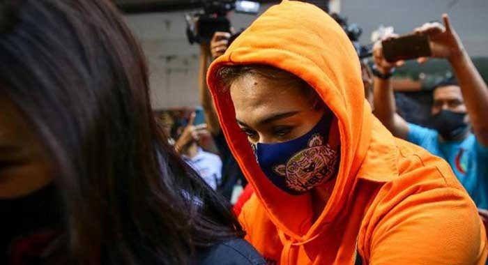 Konsumsi Sabu, Catherine Wilson Terancam Hukuman 20 Tahun Penjara!