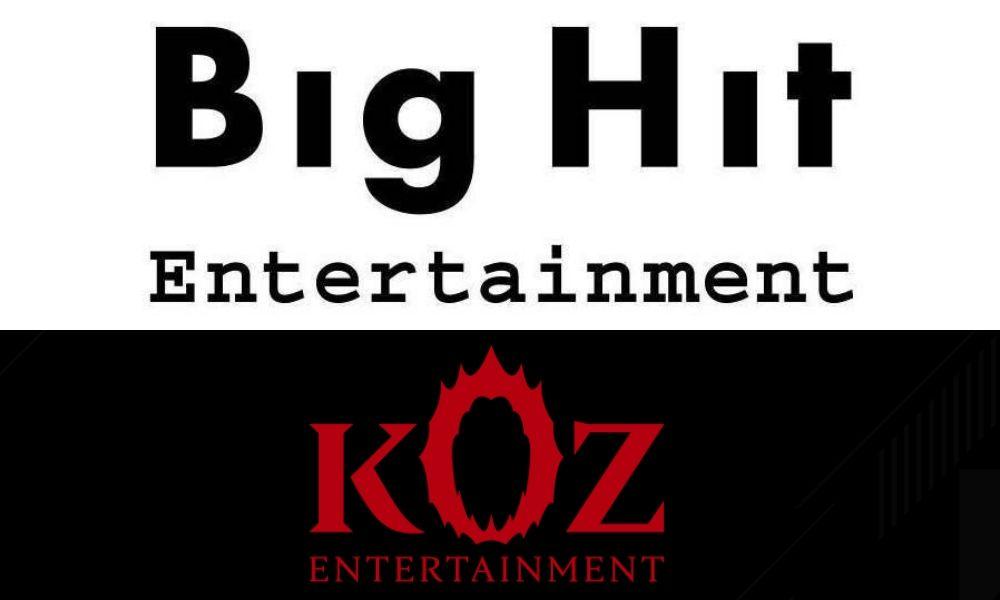 Lama Diisukan, Big Hit Entertainment Resmi Akuisisi KOZ Entertainment