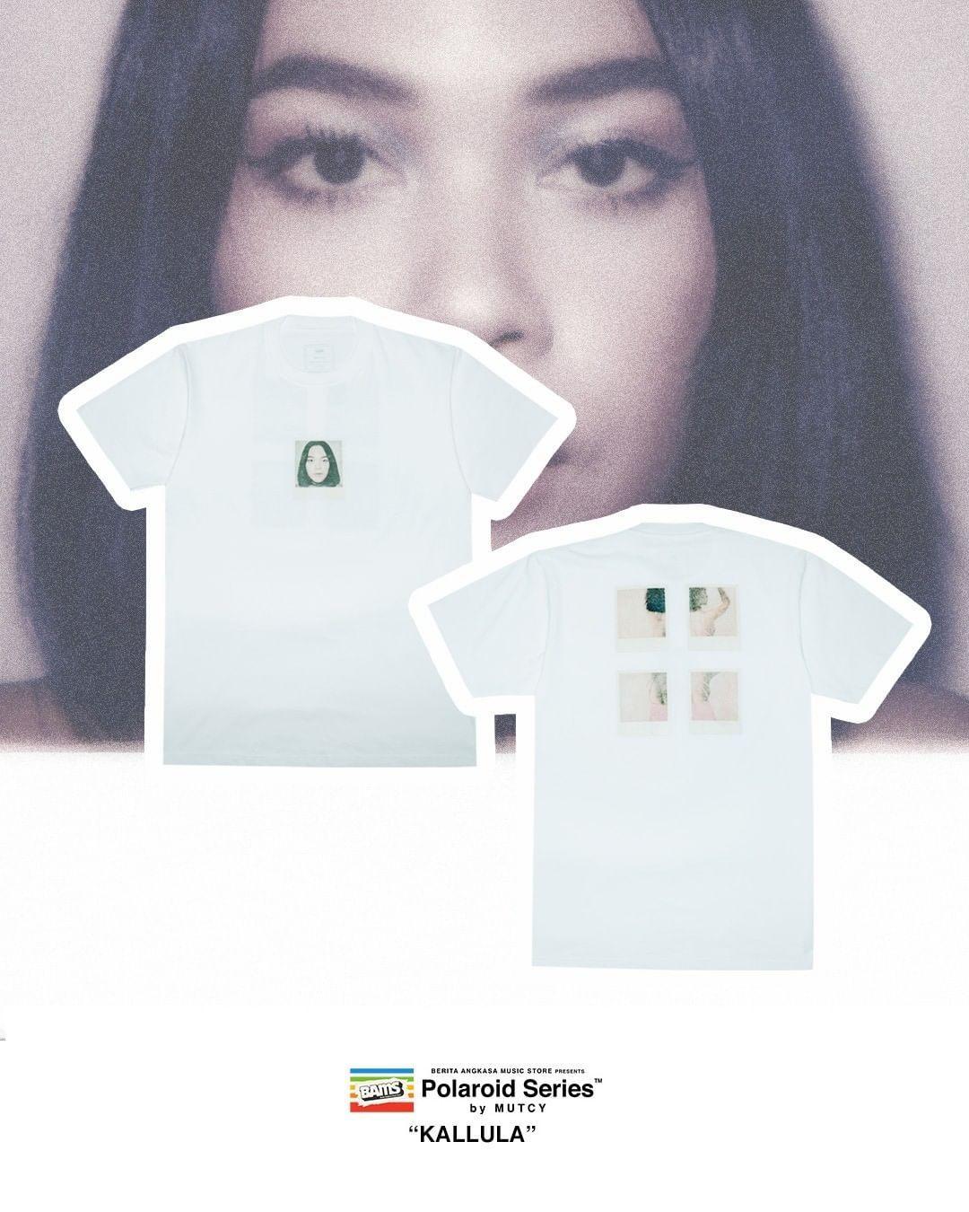Berita Angkasa Music Store RilisT-Shirt Eksklusif dengan Para Musisi